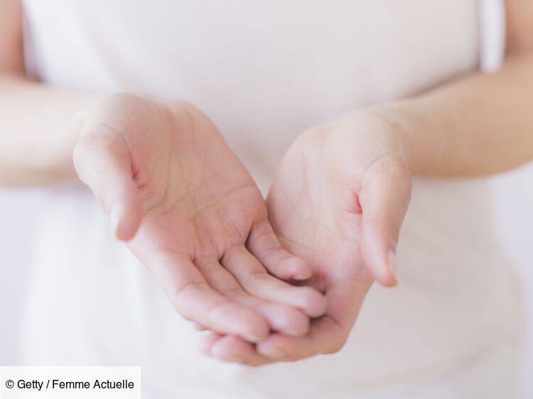 Ce que nos mains disent de notre santé : Femme Actuelle Le MAG