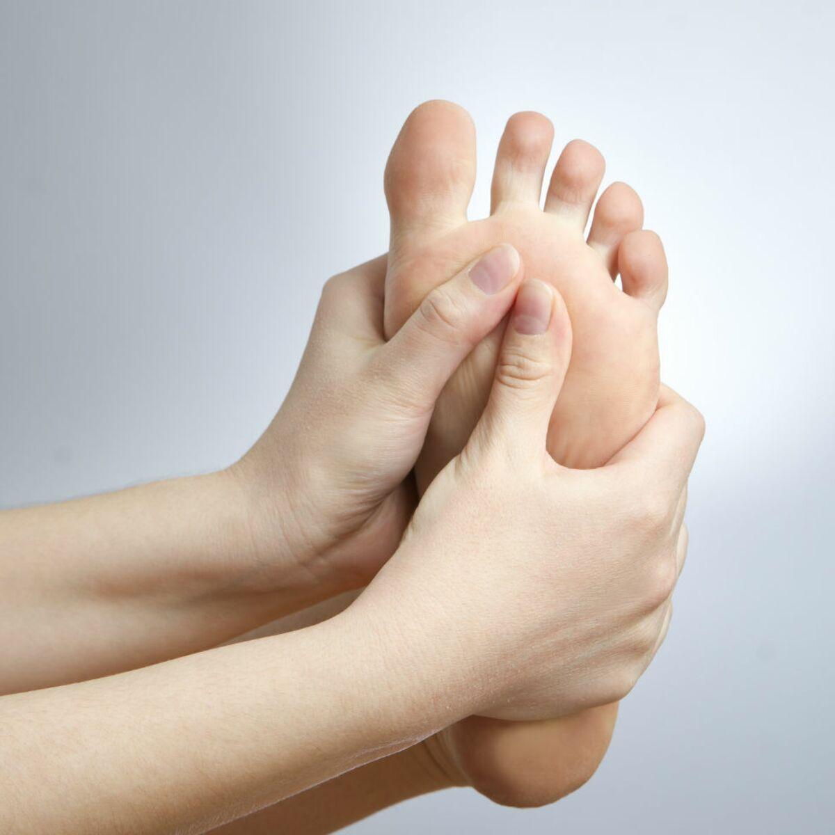 tendons sous le pied