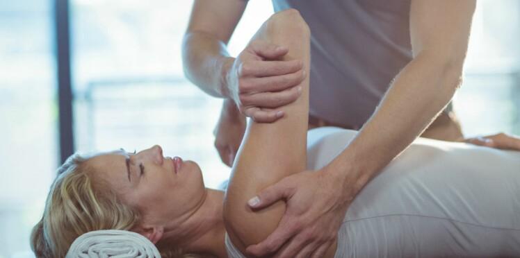 Ostéopathe : il aide en cas de blessure liée au sport
