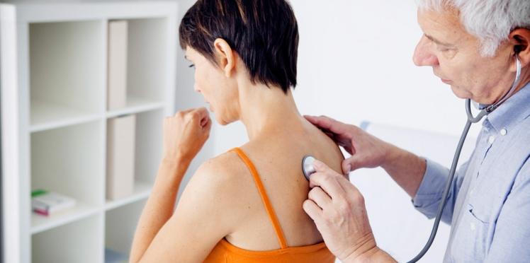 La pneumopathie, une infection pulmonaire