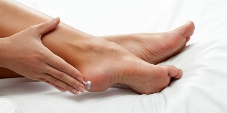 prendre soins de ses pieds