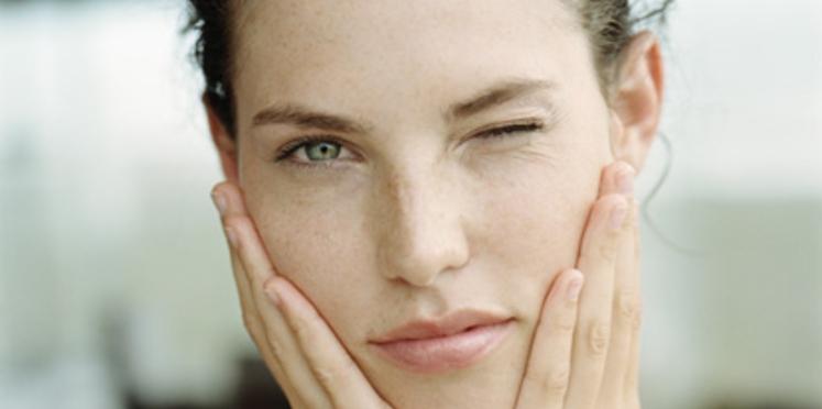 Halte aux problèmes de peau