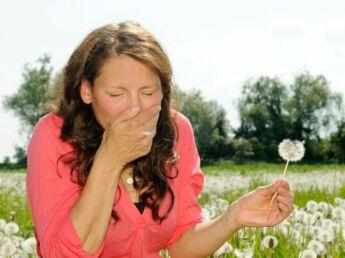 Rhume des foins : un nouveau traitement