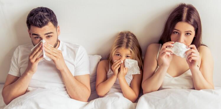 8 idées reçues sur le rhume