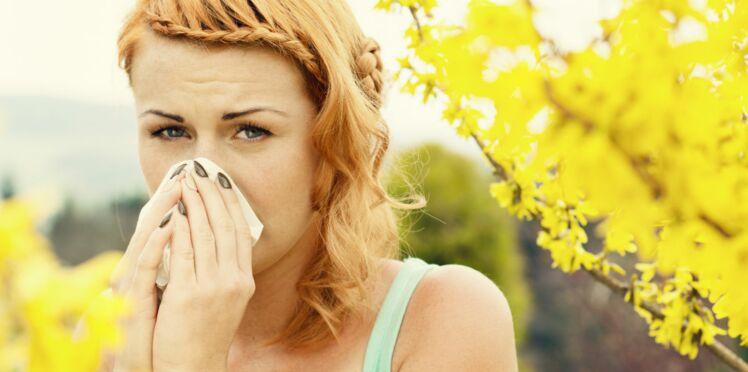 Je souffre de rhume des foins: les solutions douces