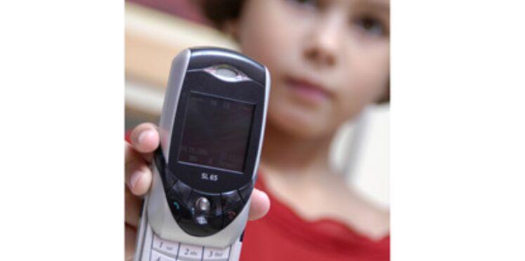 Téléphone portable pour les enfants : une utilisation modérée est conseillée