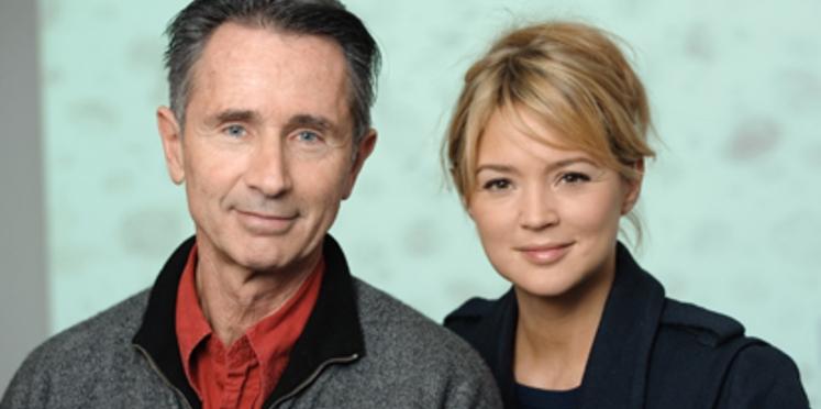Thierry Lhermitte et Virginie Efira s'engagent pour la recherche médicale