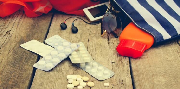 Trousse à pharmacie : quels médicaments emporter en vacances ?