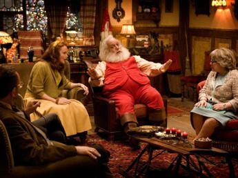 En vacances chez le Père Noël