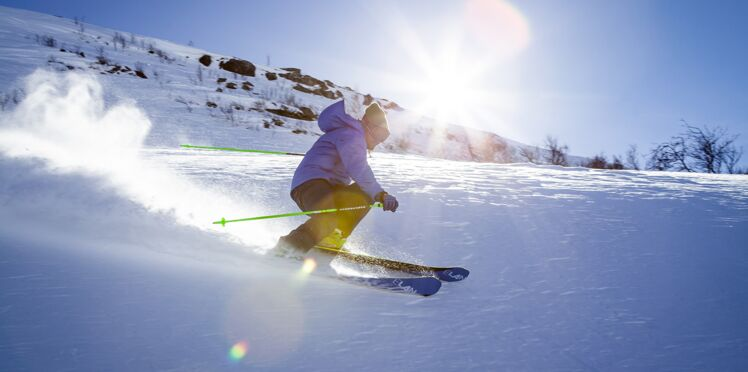 Stations de sports d'hiver : le prix d'une journée de ski comparé