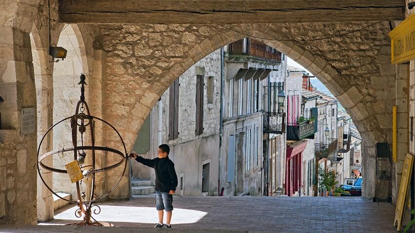 5 des plus beaux villages de France