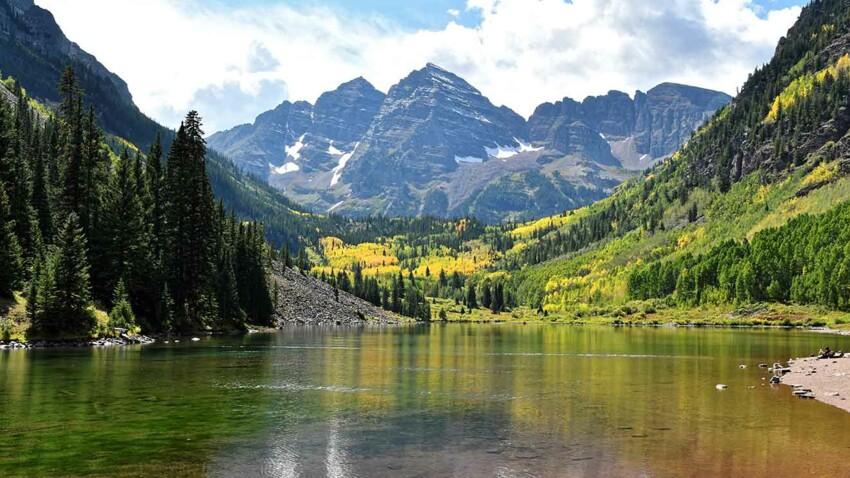 6 endroits à visiter dans le Colorado