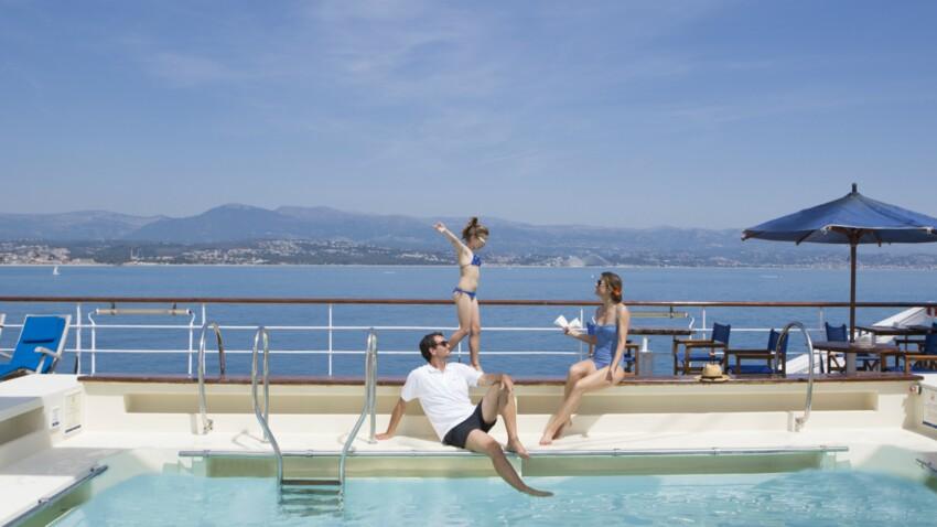 A bord du Club Med 2, une croisière d'exception dans les îles grecques