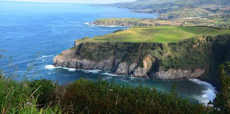 Les Açores, un volcan au cœur de l'Atlantique