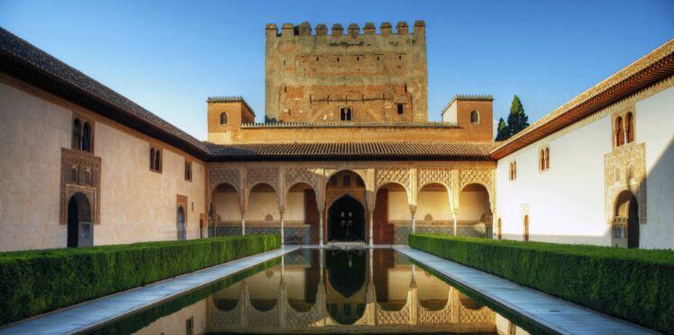 L'Alhambra de Grenade : une somptueuse cité médiévale
