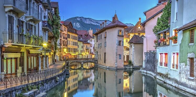 Annecy, la Venise de Haute-Savoie