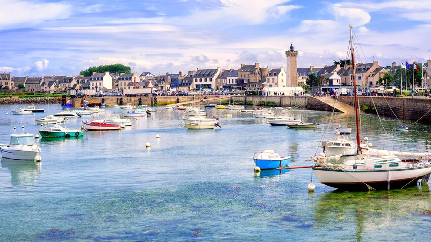 Bretagne : 3 endroits à visiter en baie de Morlaix