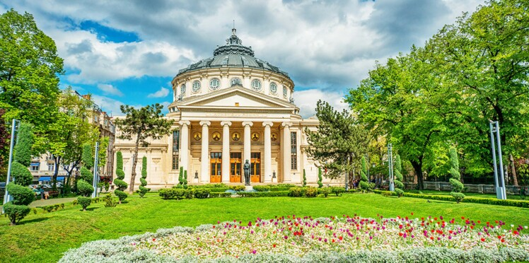 Bucarest, étonnante et effervescente