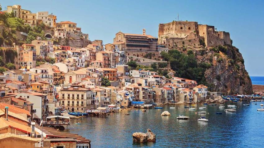 Calabre : un lieu secret à découvrir en Italie