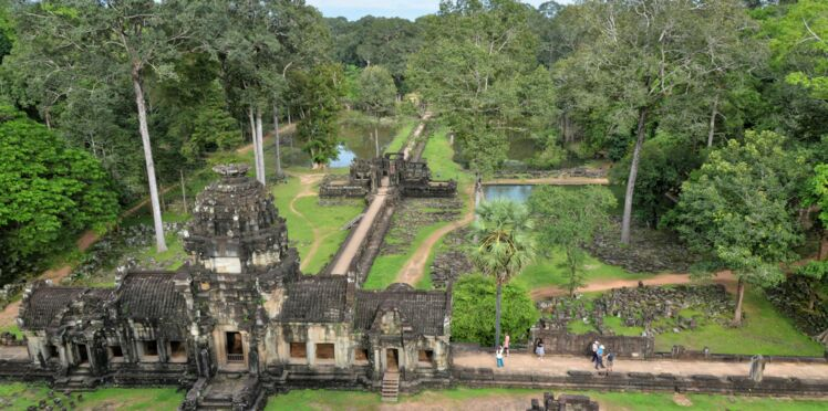 Cambodge, voyage au coeur de l'Empire khmer