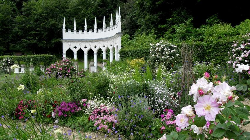 Cotswolds, promenade dans un jardin anglais