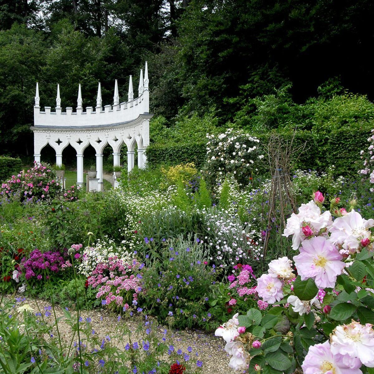 Cotswolds Promenade Dans Un Jardin Anglais Femme Actuelle Le Mag