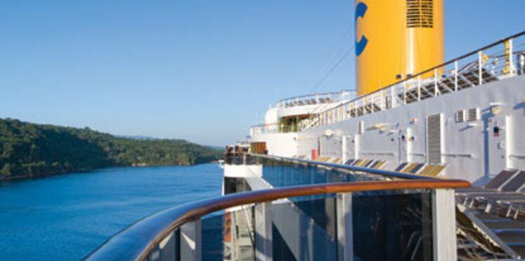 Croisière Femme Actuelle : Bienvenue à bord