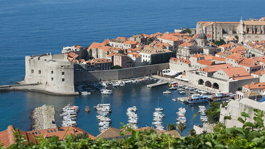 Dubrovnik, la belle escapade pour le printemps
