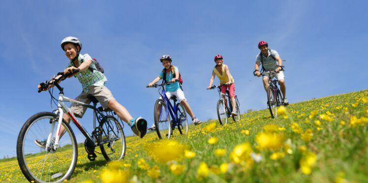En famille, les plus belles balades à vélo