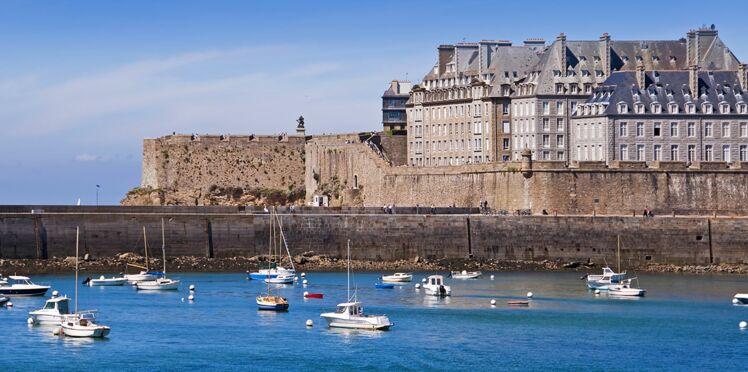 Escale à Saint-Malo