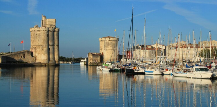 Escale tonique à La Rochelle