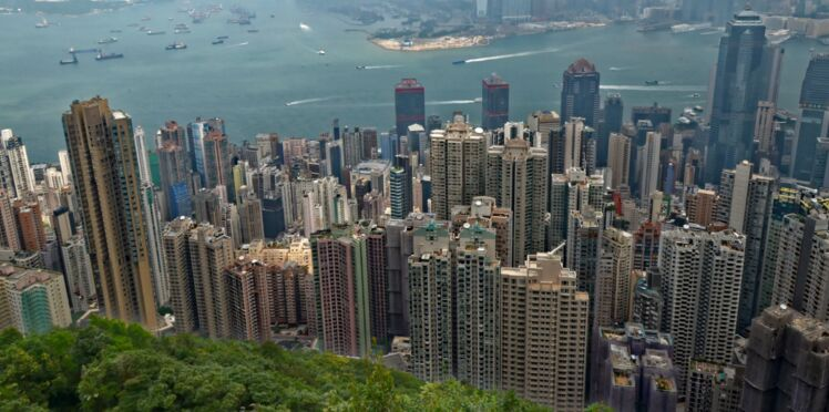 Hong Kong, monstre sacré de l'Asie