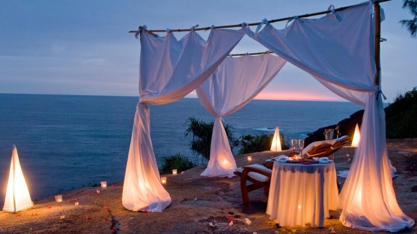8 beaux hôtels pour le grand amour