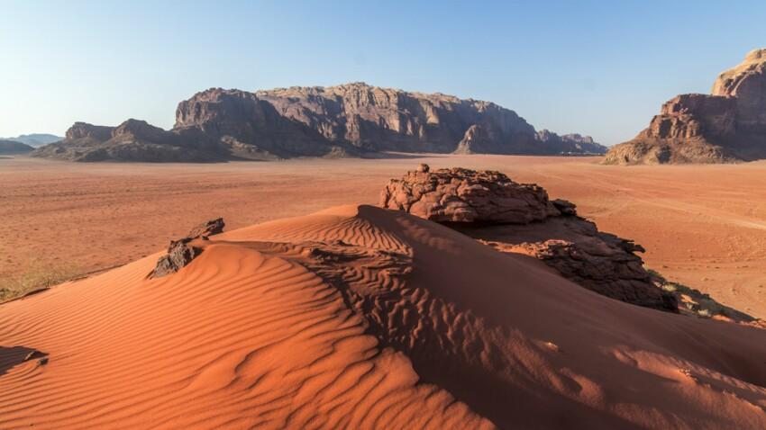 Jordanie, l'Orient en Technicolor