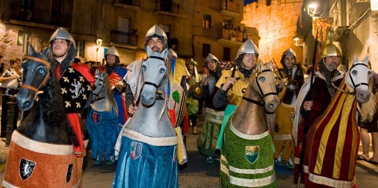 La Catalogne ou l'art de la fête populaire