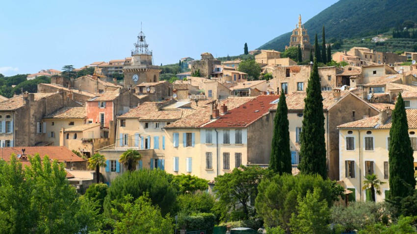 La Drôme provençale, le charme à l'état pur