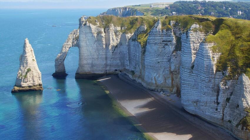 La Normandie de Dieppe à Deauville