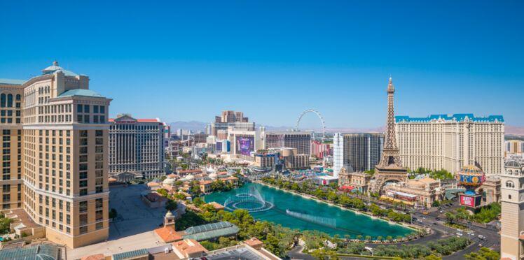 Las Vegas, jeu, fête et show !