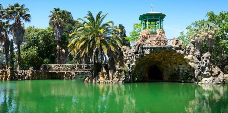 Le charme ravageur des jardins et des parcs catalans