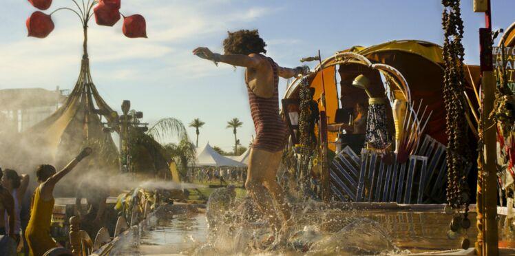 Le festival de Coachella, quand le désert de Californie accueille six jours fous de musique et de fête