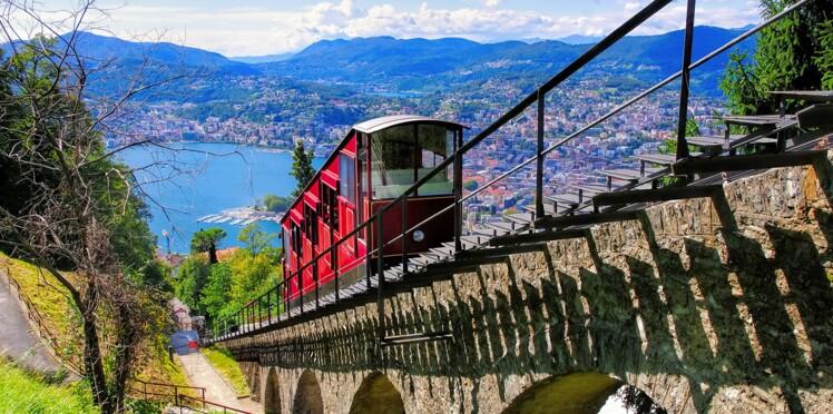 Le Tessin : balade en Suisse italienne