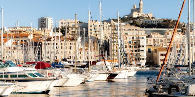 Marseille illumine son patrimoine