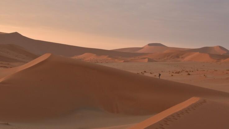 Namibie, randonnée entre désert et montagne
