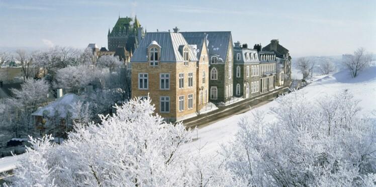 Québec, l'hiver en version Grand Nord
