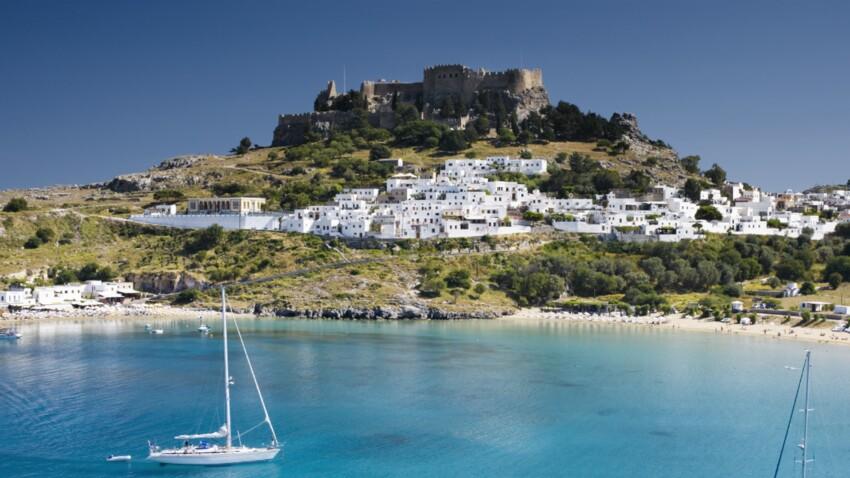 Cap sur Rhodes, la belle grecque