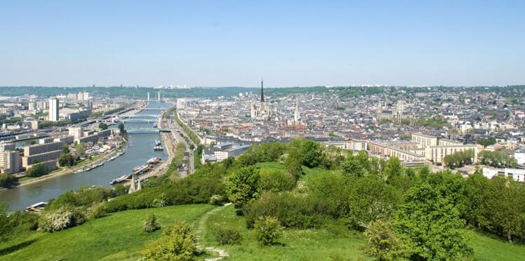 Rouen, la cité millénaire fait peau neuve