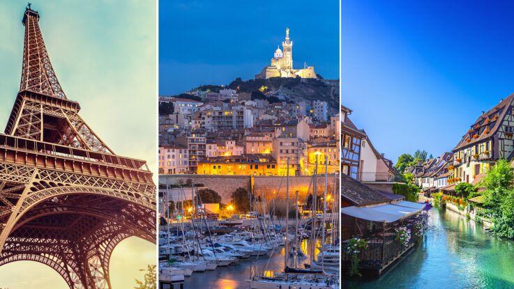 Top 10 des villes françaises les plus célèbres sur Instagram