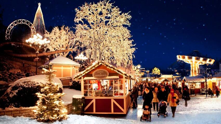 Tour d'Europe des plus beaux marchés de Noël