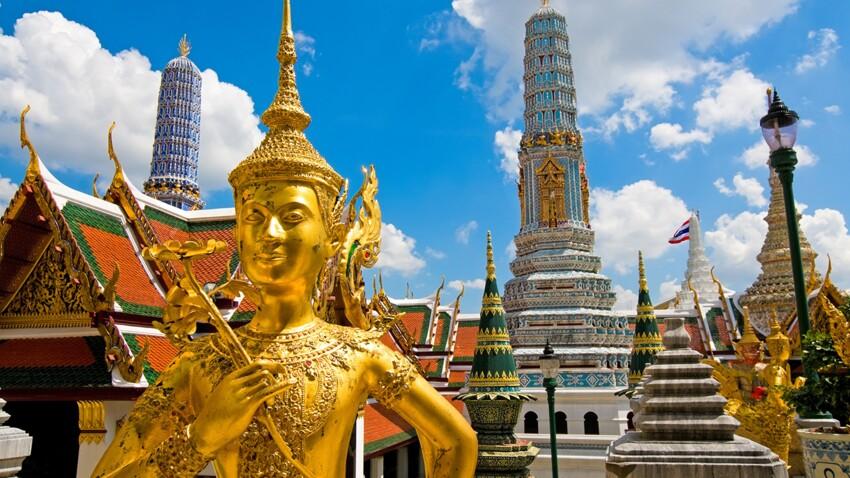 Vacances à Bangkok : les endroits à visiter
