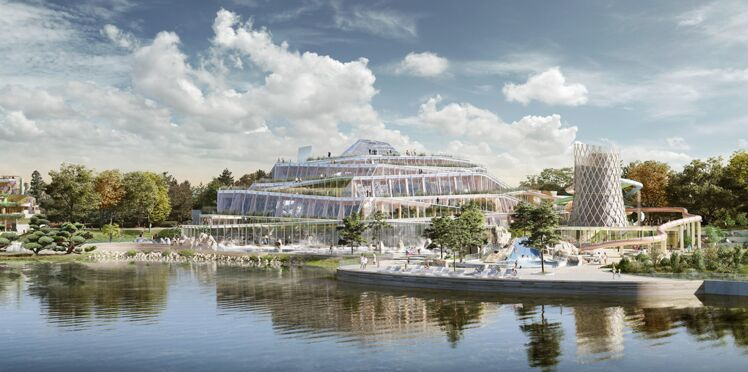 Villages nature® Paris : le nouvel éco lodge de Center Parcs à la sauce Disney
